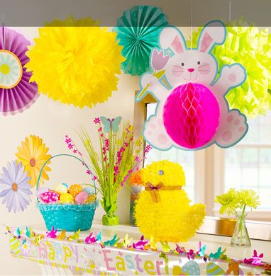 Party City Easter Decorations