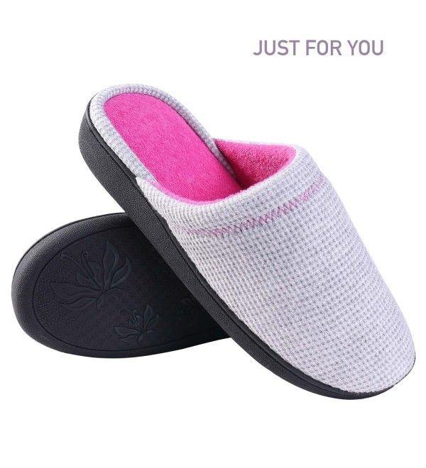 Indoor Outdoor Slippers Womens