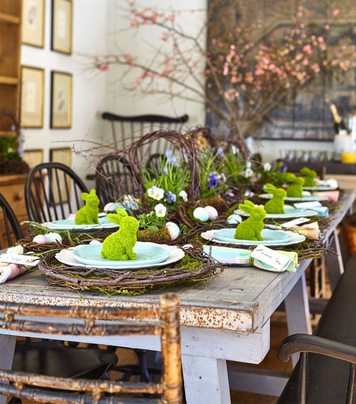 Easter Decoration Ideas 2020