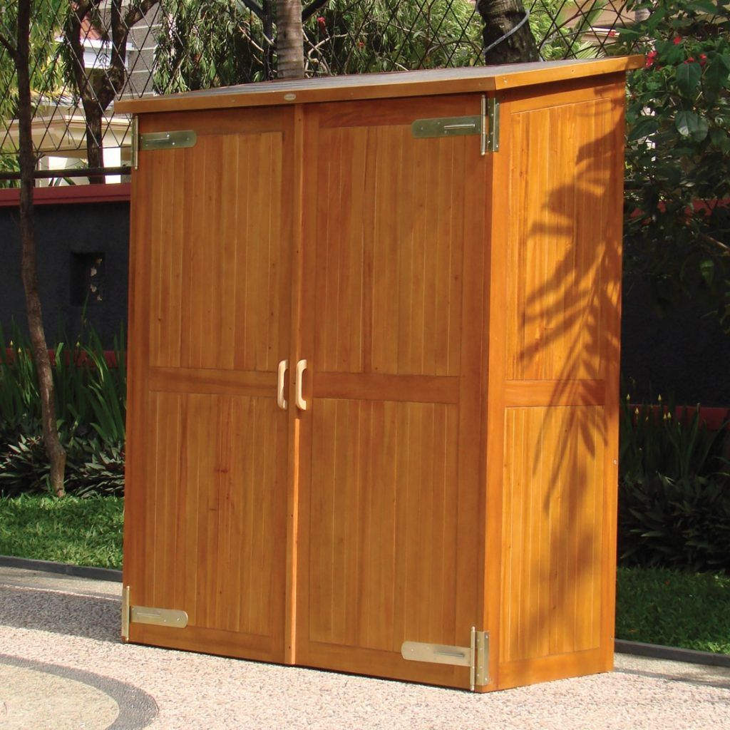 Outdoor Storage Cabinets With Shelves