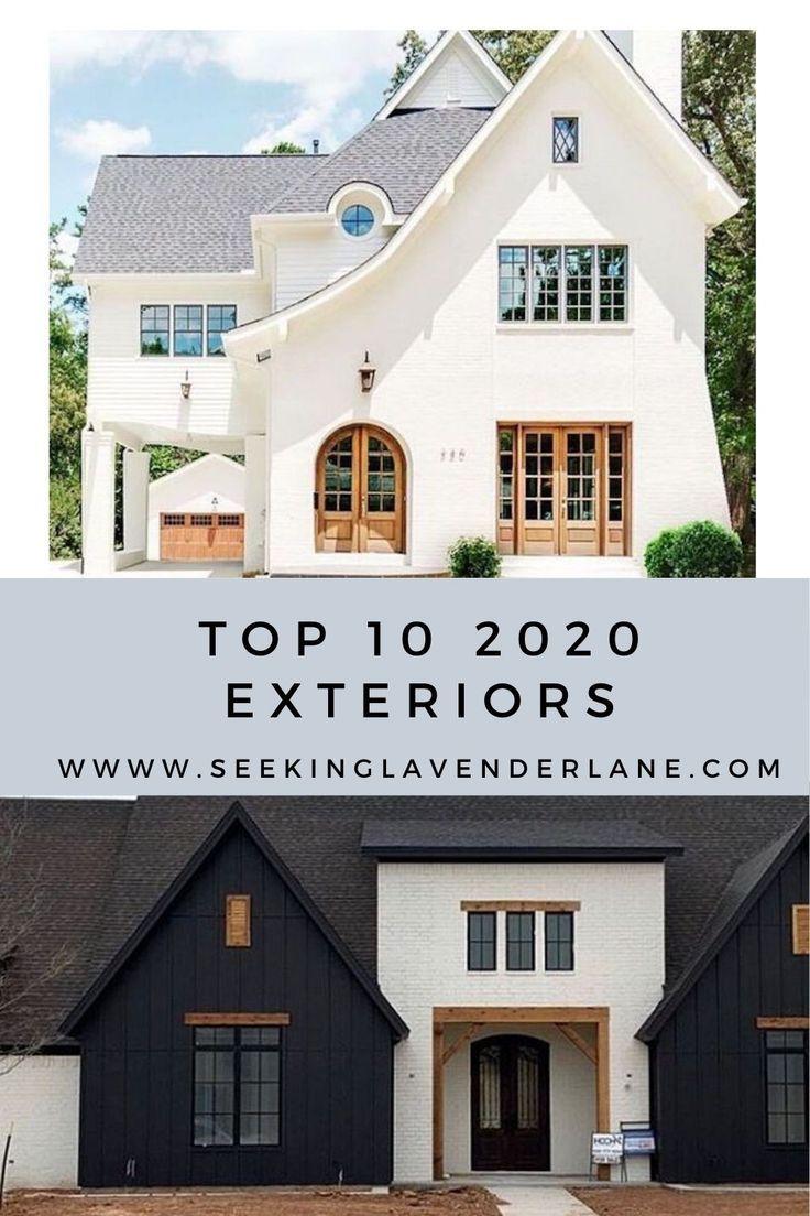 Exterior House Colors 2020