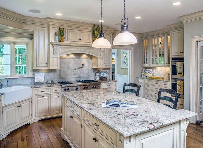 Off White Kitchen Cabinets