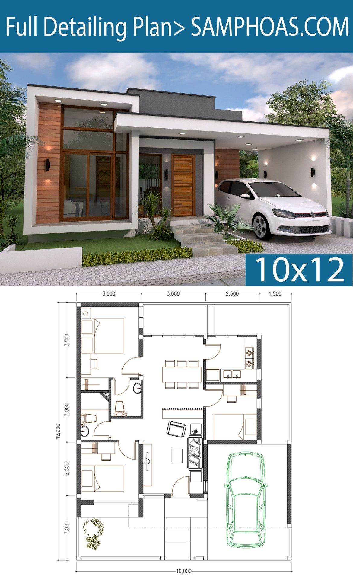 Modern Home Design Plans