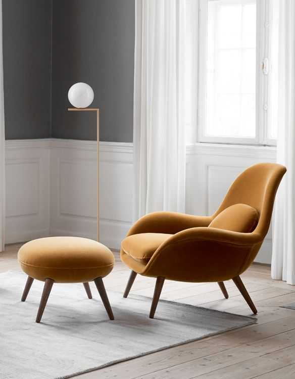 Living Room Lounge Chair
