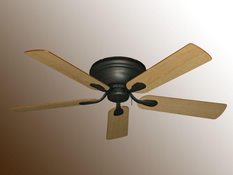 Flush Mount Outdoor Ceiling Fan